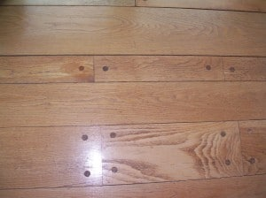 pegged hardwood with bevel edge in Rhode Island real estate
