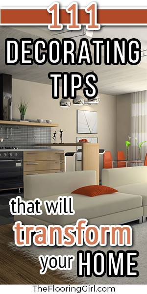 Decorating tips that will transform your home