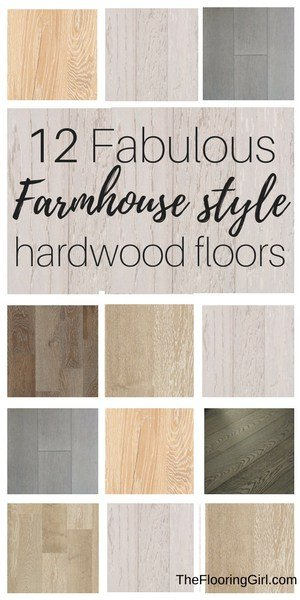 12 farmhouse style hardwood floors