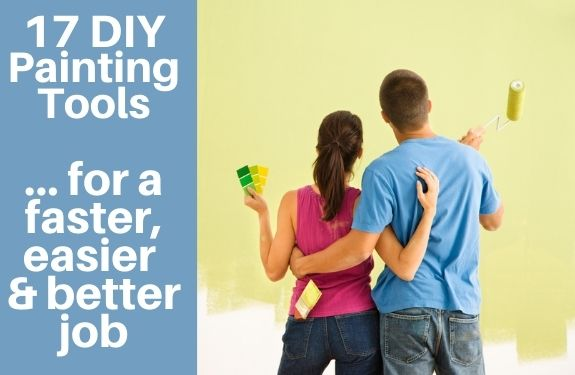 17 Best DIY Painting Tools to Paint Like a Pro (Faster & Easier)