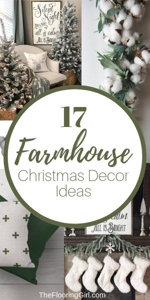 17 Christmas decorating ideas farmhouse style