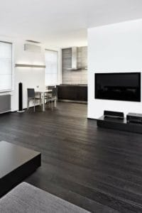 dark hardwood floors - trends for 2017