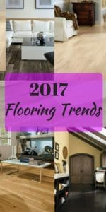 Trends for 2017 Floors
