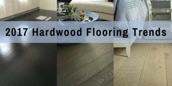 2017 Hardwood flooring trends