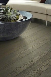 gray hardwood floors - 2017 Flooring trends