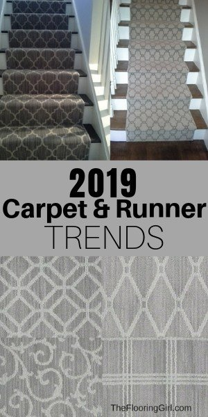 2019 Carpet area rug and runner trends