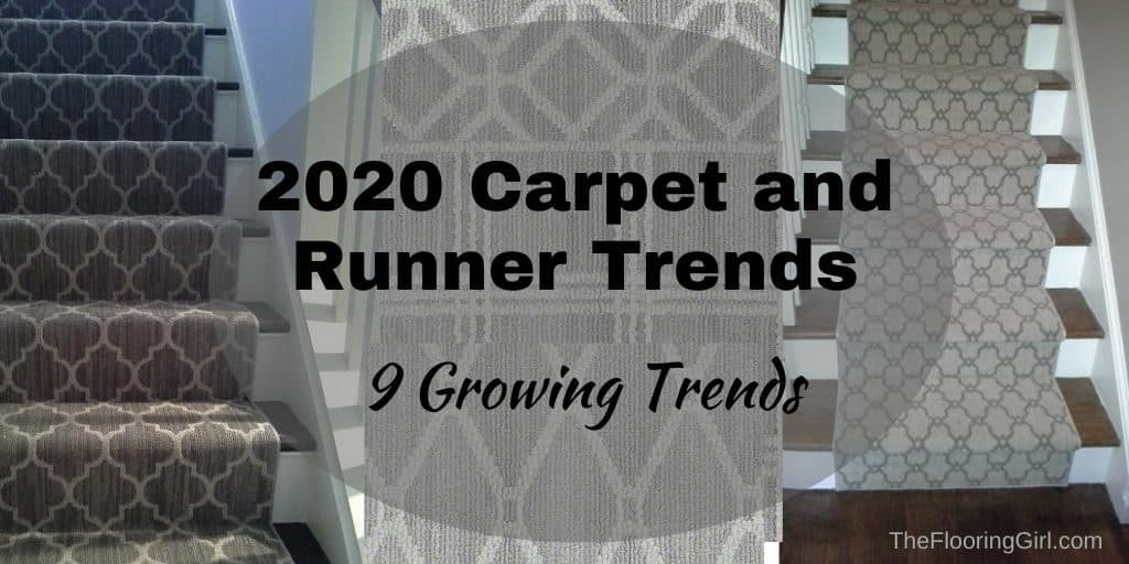 2020 Carpet Runner And Area Rug Trends The Flooring Girl