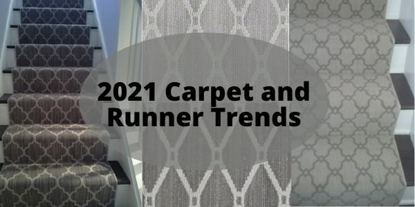 Carpet trends for 2021 (area rugs and runners)
