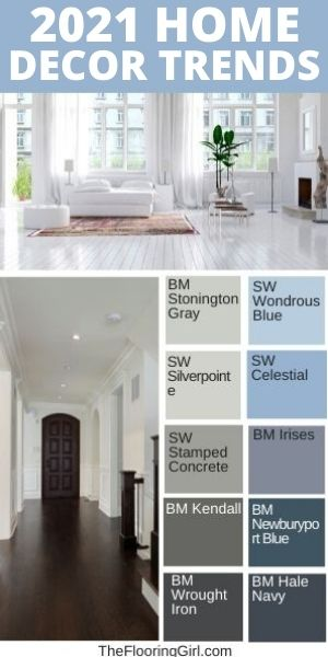 Home decor trends for 2