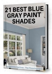 best blue gray paint shades
