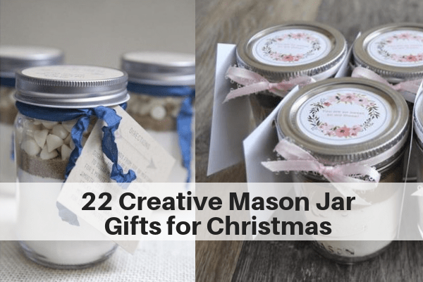 23 Creative Mason Jar Gifts The Flooring Girl