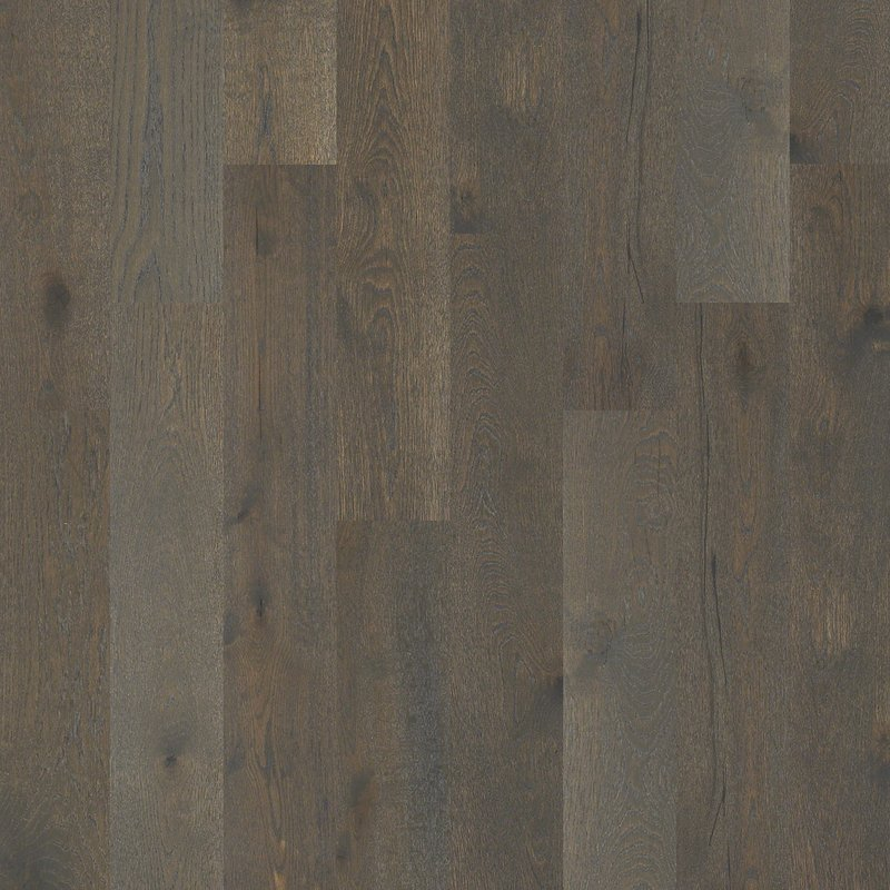 gray hardwood floors for fresh farmhouse look