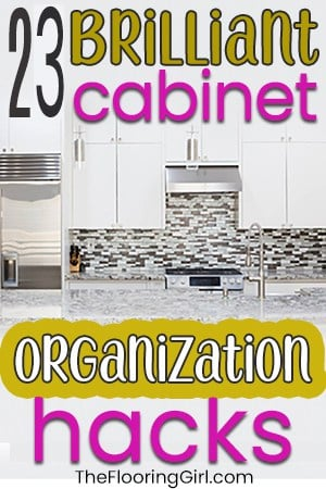 23 cabinet organization ideas and hacks for kitchens and bathrooms
