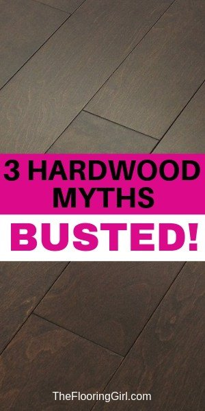 3 hardwood myths about polyurethane finishes