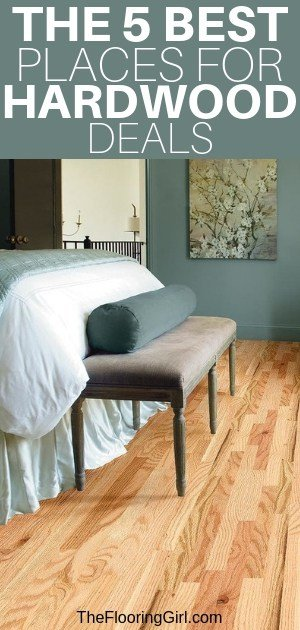 Best places to find hardwood flooring deals and discounts