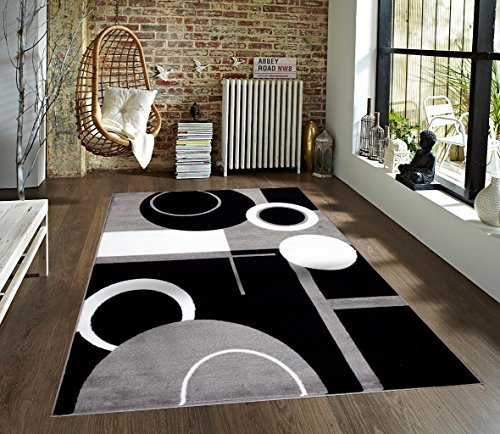 best gray area rugs for under 200 the flooring girl. Black Bedroom Furniture Sets. Home Design Ideas