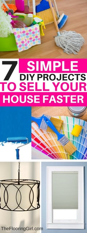 7 easy and inexpensive diy projects to sell your house faster