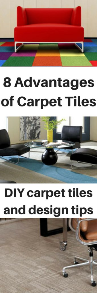 8 advantages of Carpet Tiles