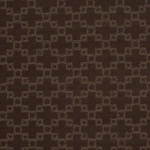 Acapella carpet dark brown shaw caress line westchester