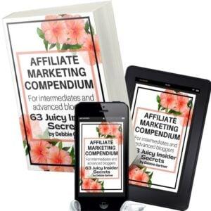 Affiliate Marketing Compendium