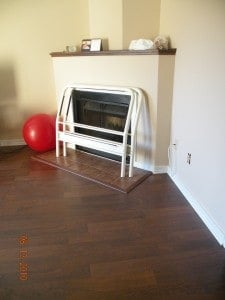 Laminate flooring - Westchester NY - floating floor