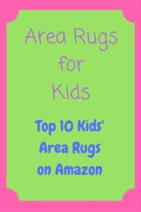 Area Rugs for Kids: Top 10 Most Popular Kids' area rugs on Amazon