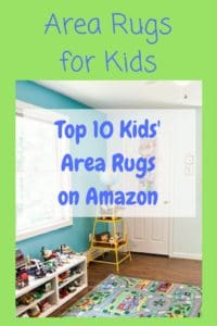 Top 10 area rugs for kids