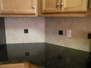 Tile backsplash design - Westchester NY 10605