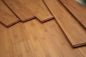 Bamboo - carmelized horizontal bamboo flooring - Westchester NY