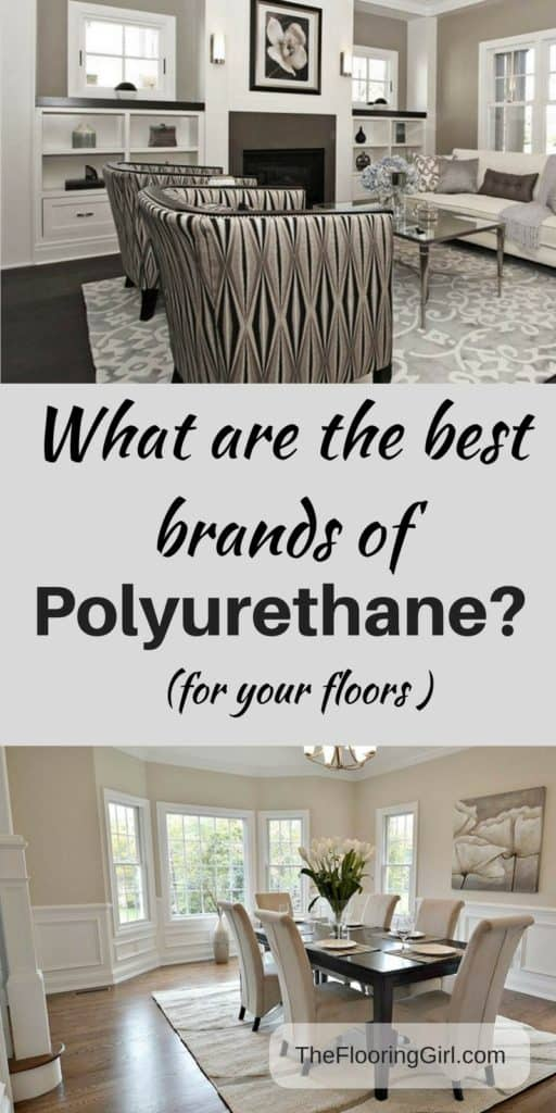 Best brands of polyurethane for your floors