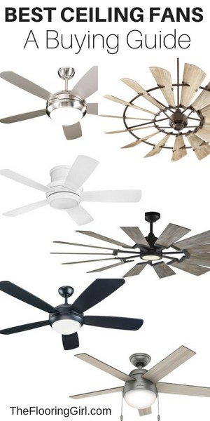 best ceiling fans in 2018