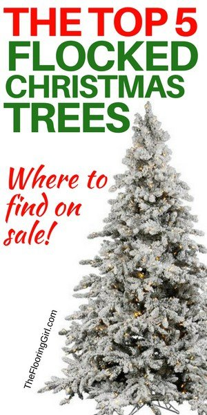 The best flocked christmas trees - and, what is a flocked christmas tree