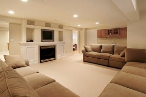 cheapest flooring for basements | floor coverings for basements