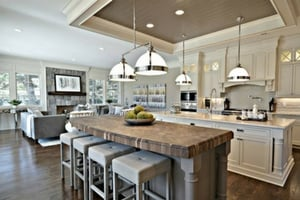 kitchen floors - Best Floor for a kitchen