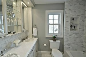 paint colors for bathroom with marble - westchester county ny