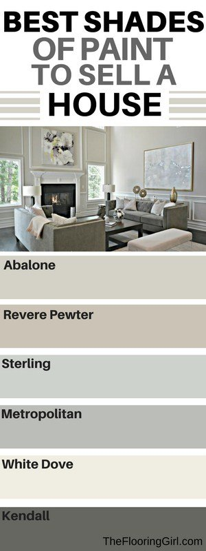 What are the best paint colors for selling your house - Best exterior paint for wood trim ...