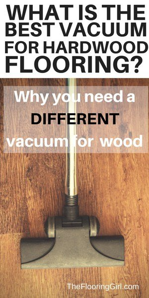 What is the best type of vacuum for hardwood floors