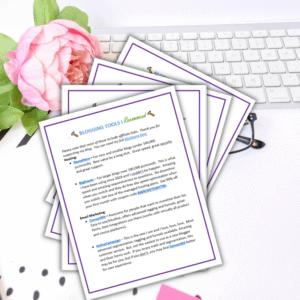 Blogging tools I recommend