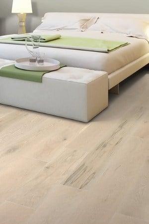 light whitewashed floors for farmhouse look - Bona NordicSeal