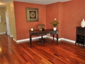 Warner Robins Georgia brazilian cherry flooring