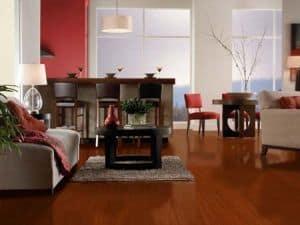 Brazilian Cherry Jatoba Hardwood flooring - Westchester NY
