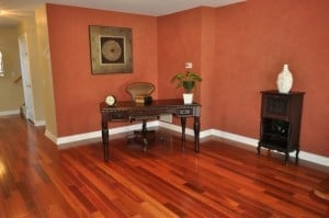 Brazilian Cherry hardwood flooring Los Angeles CA
