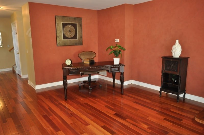 Brazilian Cherry Hardwood Flooring Trends The Flooring Girl