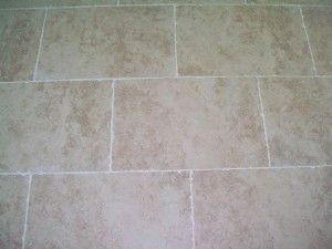 tile floors for basements