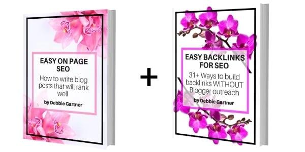 SEO Bundle - On-Page SEO and backlinks