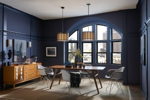 SW Charcoal Blue for living room - finding deals on Sherwin Williams