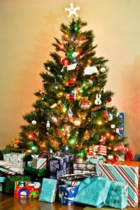 How to protect wood floors while you have a holiday tree