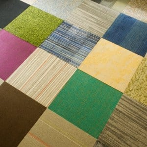 cheap flooring for basements - carpet tile