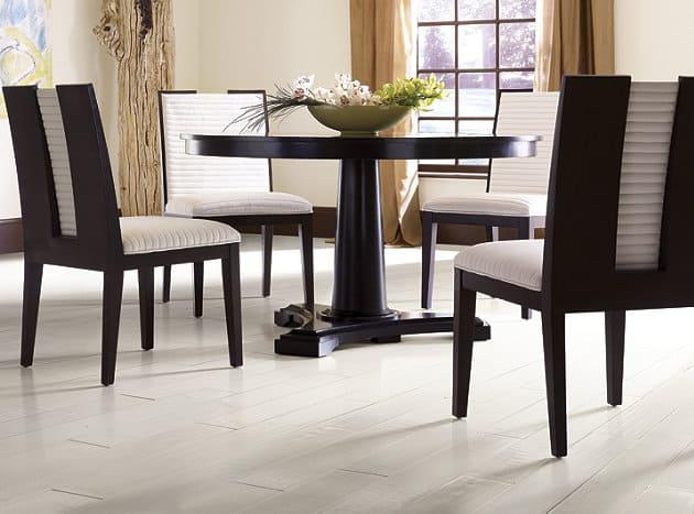 Black And White Hardwood Floors
