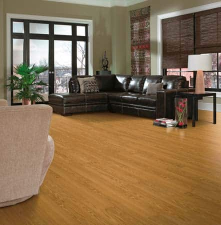 Laminate flooring - floating floor - Westchester NY